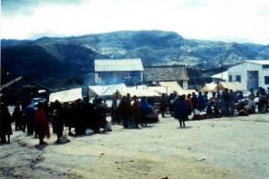 Ferias tradicionales de la Parroquia.